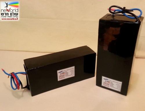 איך לבחור סוללה לאופניים חשמליים? – מדריך – התאמת סוללה למנוע