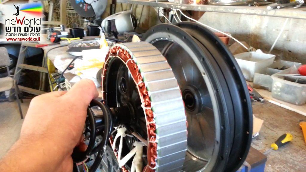 1500W_60V_Hub_Motor_parts_12