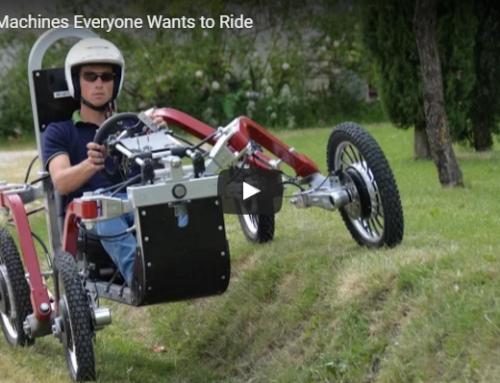 5 כלים חשמליים הזויים שכולם רוצים לרכב עליהם