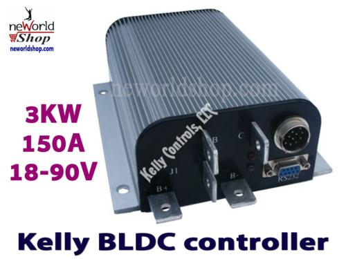 Kelly KEB controller בקר מנוע קלי