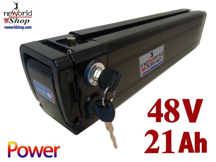 סוללה אופניים חשמליים 48V 21AH