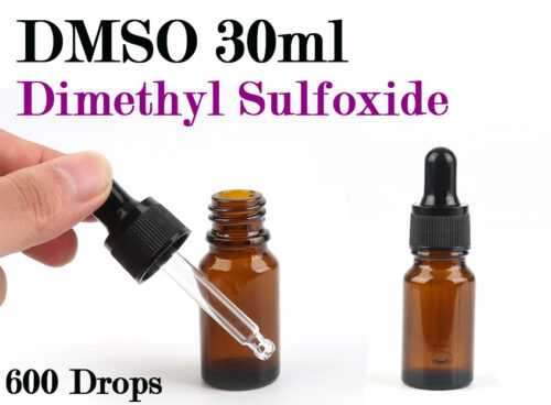 """DMSO MMS דימתיל סולפוקסיד 30 מ""""ל - dimethyl sulfoxide"""
