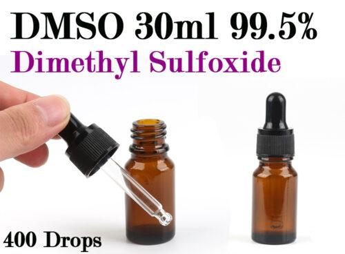 דימתיל סולפוקסיד בריכוז 99.5%(dimethyl sulfoxide; בראשי תיבות:DMSO)