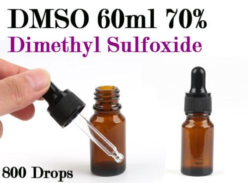 דימתיל סולפוקסיד בריכוז 70%(dimethyl sulfoxide; בראשי תיבות:DMSO)